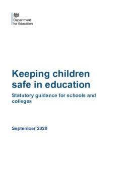 Keeping Children Safe in Education 2020